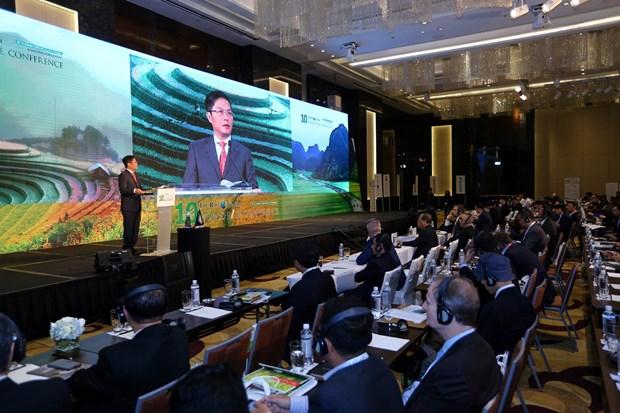 越南参加全球价值链 强调越南大米的品牌价值 hinh anh 1