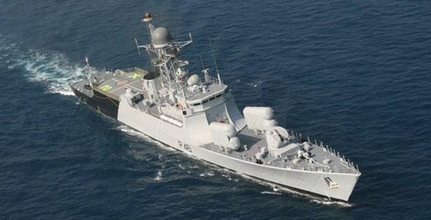 印度与印尼海军开展海上联合巡逻 hinh anh 1