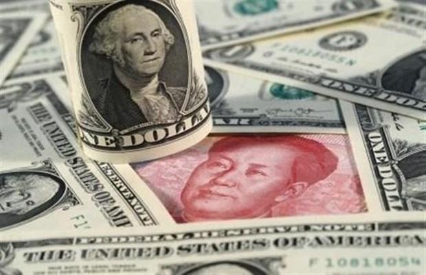 12日越盾兑美元汇率略有下调 人民币汇率涨跌互现 hinh anh 1