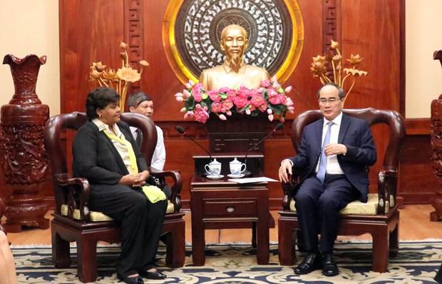 古巴与越南在农业领域的合作潜力巨大 hinh anh 1