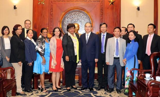 古巴与越南在农业领域的合作潜力巨大 hinh anh 2
