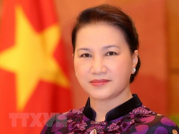 越南国会主席阮氏金银结束出席MSEAP 3并对土耳其进行正式访问之旅 hinh anh 1