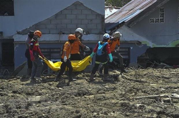 印尼地震和海啸:世行为印尼灾后重建提供10亿美元贷款 hinh anh 1