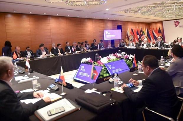 各国努力按期完成RCEP谈判 hinh anh 1