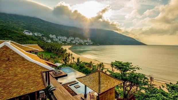 越南两家度假村跻身世界最佳50家度假村榜单 hinh anh 1