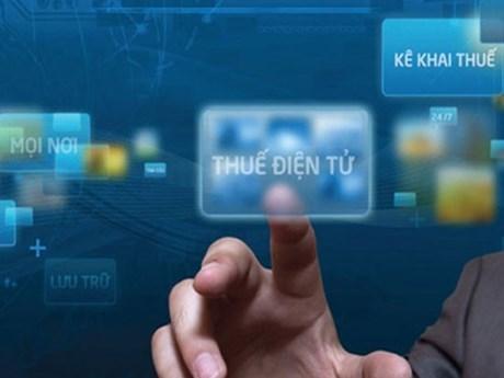 信息技术应用为简化税务手续带来积极效果 hinh anh 1