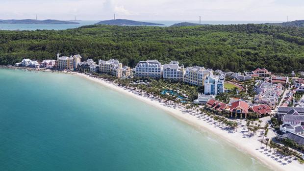 越南两家度假村跻身世界最佳50家度假村榜单 hinh anh 2