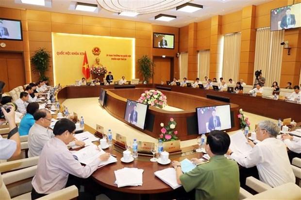 越南国会常务委员会第28次会议在河内召开 hinh anh 2