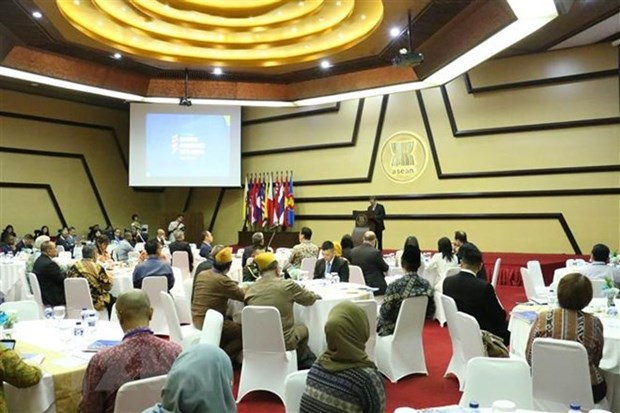鼓励社会组织参与东盟共同体建设 hinh anh 1