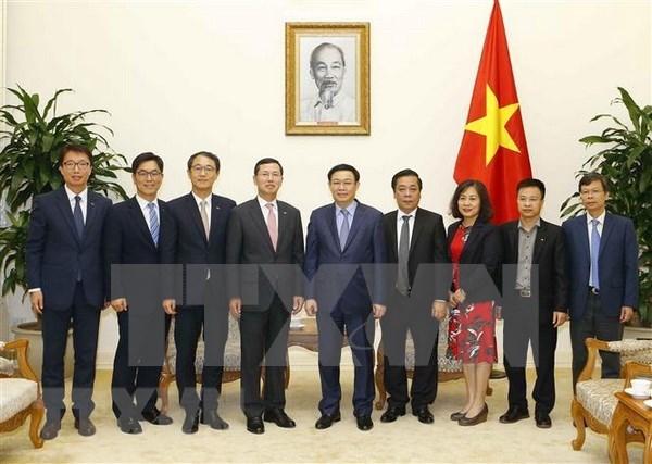 韩国新韩金融集团集中发展越南金融科技 hinh anh 2