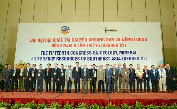 第十五届东南亚地质、矿业及能源大会在河内召开 hinh anh 2