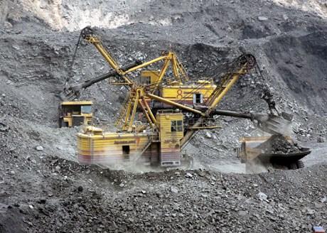 今年前9月越南煤炭与矿产工业集团煤炭销量达3100万吨 hinh anh 2