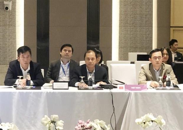 第33届东盟峰会联合协调会议在新加坡举行 hinh anh 2