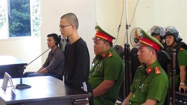 涉嫌煽动损害党和国家罪的嫌犯被判7年监禁 hinh anh 1