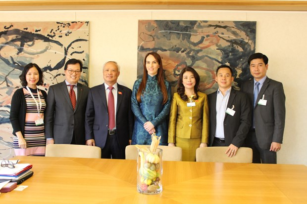 越南承诺发挥国会在巩固和平和可持续发展的作用 hinh anh 2