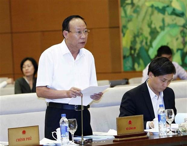 越南拟延长为入境外国人签发电子签证的试行期限 hinh anh 1