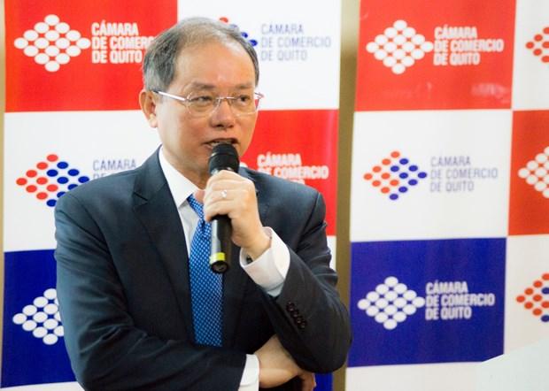 加强越南与厄瓜多尔贸易和投资合作 hinh anh 2