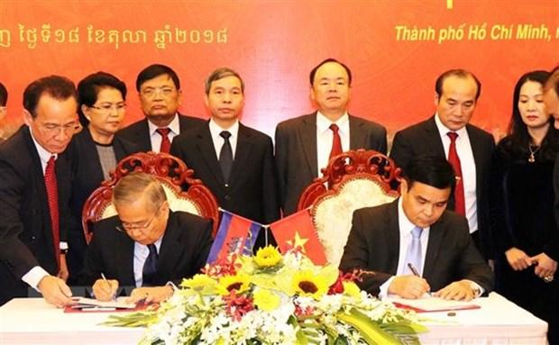 越南与柬埔寨配合搜寻归宿越南烈士遗骸690具 hinh anh 2