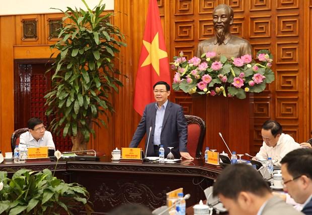 王廷惠副总理:胡志明市应大力推进国有企业股份制转化进程 hinh anh 1