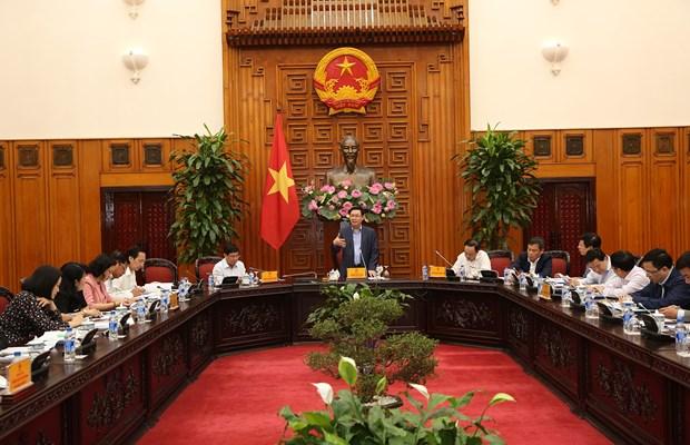 王廷惠副总理:胡志明市应大力推进国有企业股份制转化进程 hinh anh 2