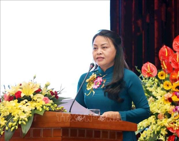 2018年亚太女性科学家网络体系会议:强化女性科学家在社会经济发展中的作用 hinh anh 2