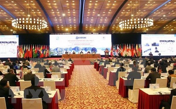 国会副主席冯国显:ASOSAI 14是越南政治外交事业上的成功里程碑 hinh anh 1