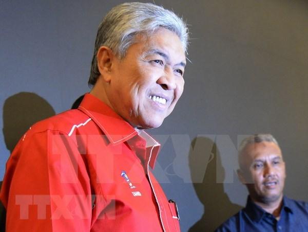 马来西亚前副总理被指控洗钱、腐败 hinh anh 1