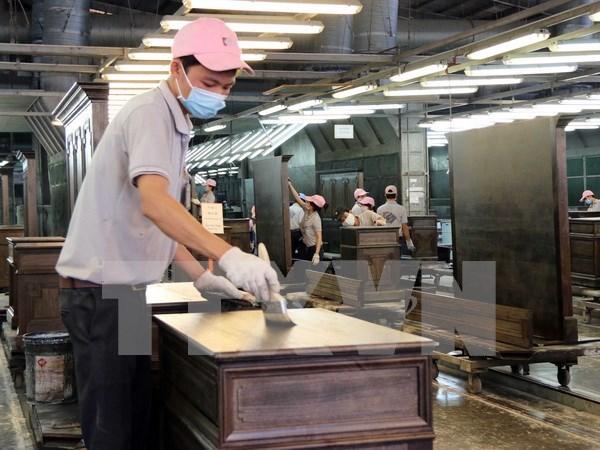 2018年越南林产品出口额有望突破90亿美元大关 hinh anh 1