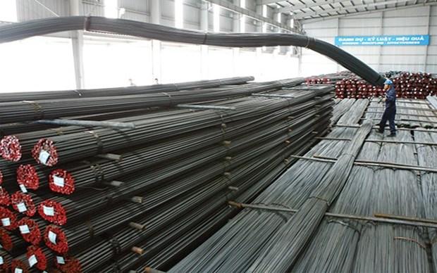 加拿大对来自包括越南在内的一些国家钢铁产品发起保障措施调查 hinh anh 1