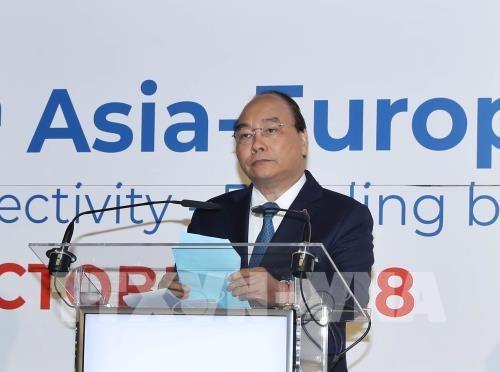 越南外交副部长裴青山:越南提出的倡议颇受亚欧各国的支持 hinh anh 1