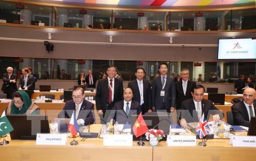 越南外交副部长裴青山:越南提出的倡议颇受亚欧各国的支持 hinh anh 2