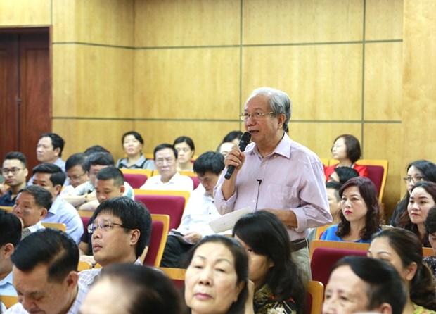 全国选民和人民向国会提出近3500条意见建议 hinh anh 1