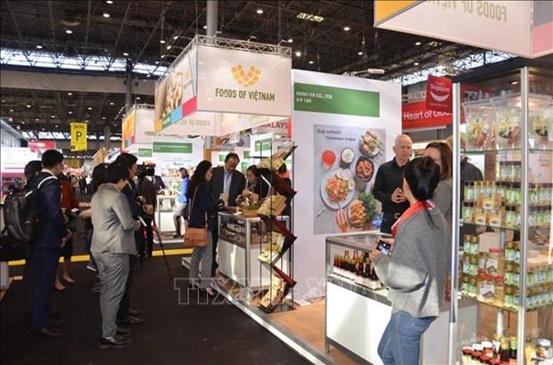 越南食品企业努力征服欧洲市场 hinh anh 2