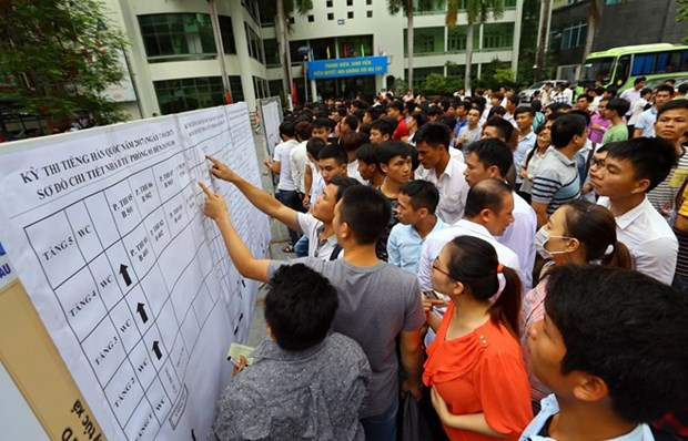前9月 越南劳动力市场发生积极转变 hinh anh 1