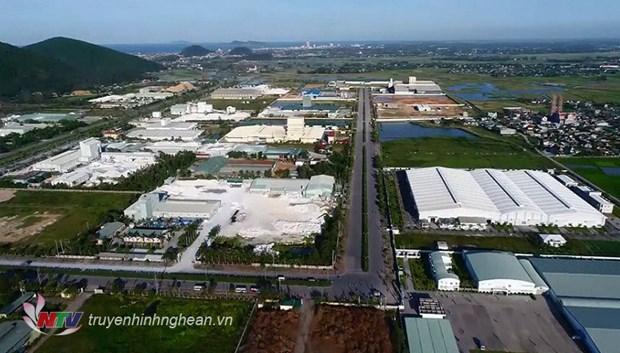 乂安省力争到2030年基本发展成为工业省份 hinh anh 1