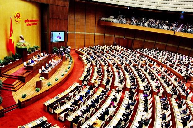 第十四届国会第六次会议隆重开幕 国会将审议和决定许多重要内容 hinh anh 2