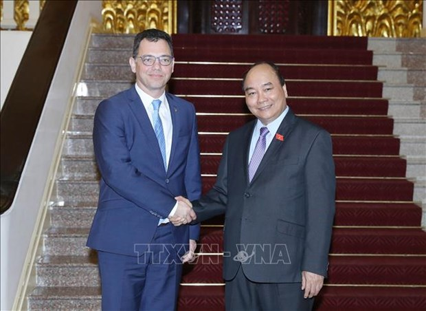 越南与罗马尼亚努力将两国双向贸易额提升为5亿美元 hinh anh 1