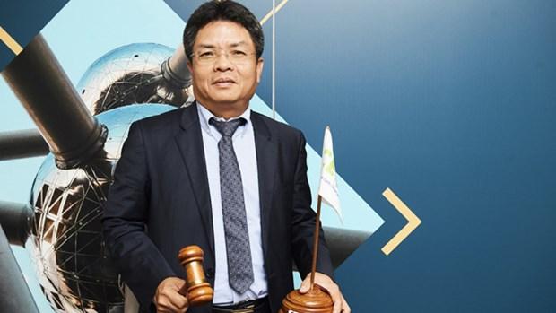 越南宇宙中心主任范英俊担任2019年国际卫星对地观测委员会主席一职 hinh anh 1