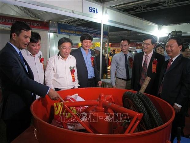 2018年安沛省-西北地区工业和手工艺品展销会在安沛省举行 hinh anh 1