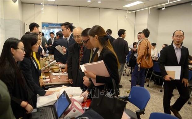 进一步促进越南与日本之间的贸易合作 hinh anh 2