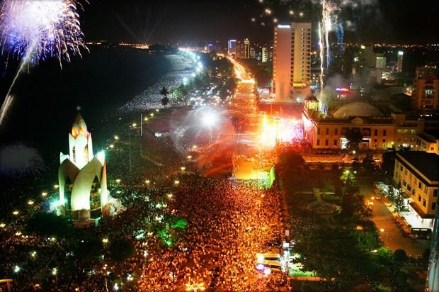 第九届庆和省芽庄海洋节将于2019年5月举行 hinh anh 1