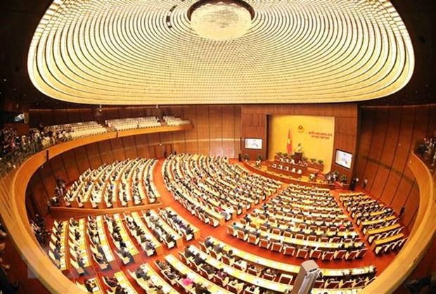 越南国会信任投票受到全国选民的特别关注 hinh anh 1