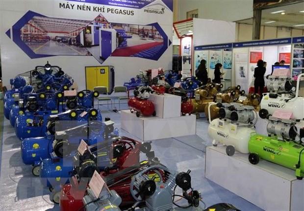 2018年越南国际工业展览会正式开幕 hinh anh 1