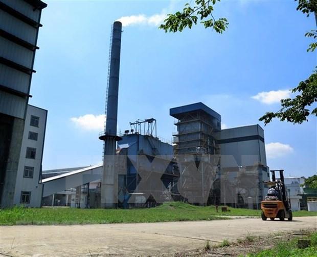 越南蓉桔生物燃料厂第一批生物乙醇产品出炉 hinh anh 1