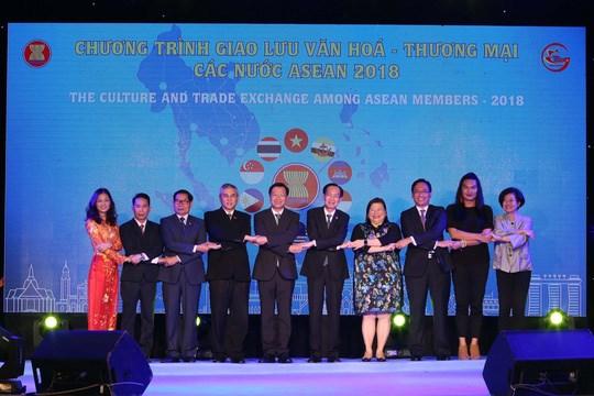 2018年国际文化贸易交流活动即将在胡志明市举行 hinh anh 1