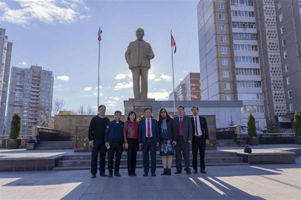 俄罗斯乌里扬诺夫斯克州希望与越南加强合作 hinh anh 1