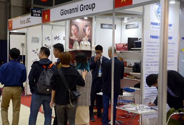 越南服装企业自信征服国际市场 hinh anh 1