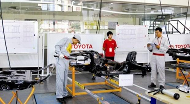 日本帮助越南提高国产化率 hinh anh 1