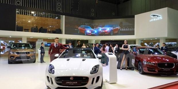 2018年越南汽车展览会展出近120款车型 hinh anh 2