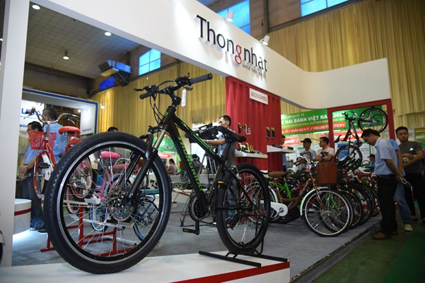 越南两轮车国际展将于11月在河内举行 hinh anh 1